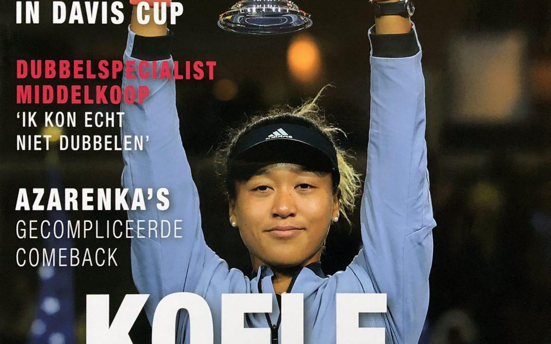 Tweener in Tennis Magazine